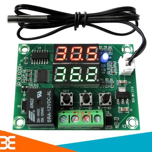 [Tp.HCM] Module Khống Chế Nhiệt Độ XH-W1219 -50*C - 110*C 60x43x16mm