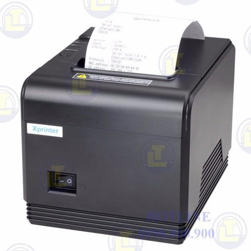 [GIÁ SOCK] Máy in nhiệt Xprinter XP-Q200 khổ 80mm - 6839147 , 13552904 , 15_13552904 , 1790000 , GIA-SOCK-May-in-nhiet-Xprinter-XP-Q200-kho-80mm-15_13552904 , sendo.vn , [GIÁ SOCK] Máy in nhiệt Xprinter XP-Q200 khổ 80mm
