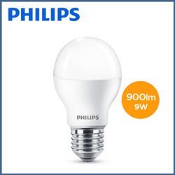 [Bộ 2] Bóng đèn Philips LED ESS LEDBulb 9W  6500K E27 230V A60 - Ánh sáng trắng