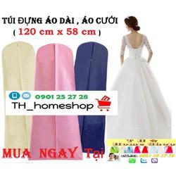Combo 3 túi đựng áo cưới áo dài