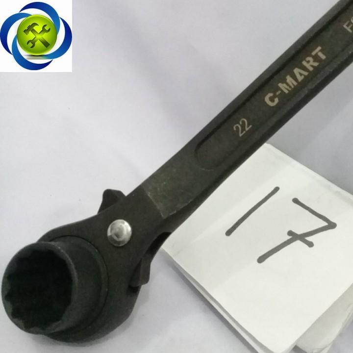 Cần siết đuôi chuột C-Mart F0030-1317 13 và 17 3