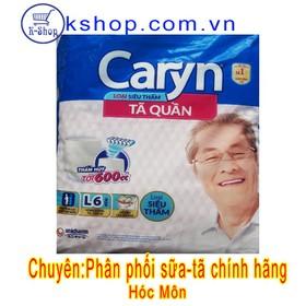 Tã quần Caryn Siêu Thấm L6 75-100CM-MẪU MỚI Giao Diện Mới - KcarynL6