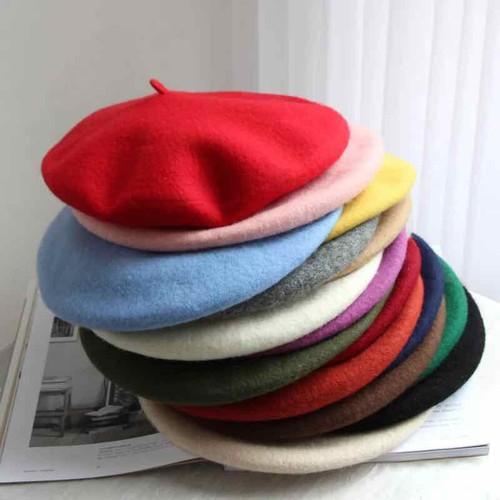 mũ nồi Nón beret Mũ bánh tiêu Hàn Quốc - 6617479 , 13287658 , 15_13287658 , 75000 , mu-noi-Non-beret-Mu-banh-tieu-Han-Quoc-15_13287658 , sendo.vn , mũ nồi Nón beret Mũ bánh tiêu Hàn Quốc