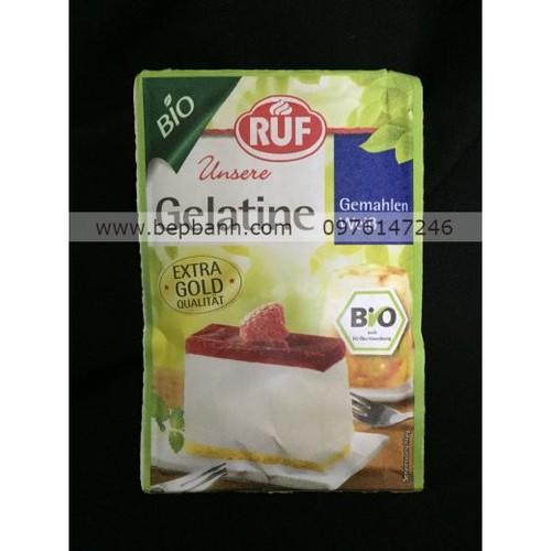 Gelatin bột hữu cơ RUF
