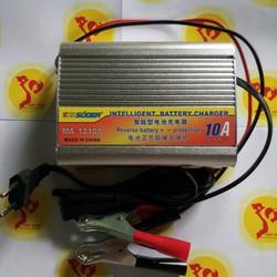 Sạc ắc quy Souer 12V 10A