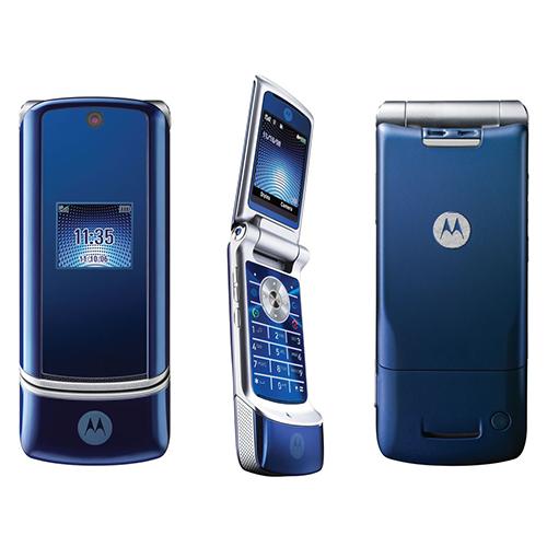 Điện Thoại Motorola K1 Nắp Bật Chính Hãng
