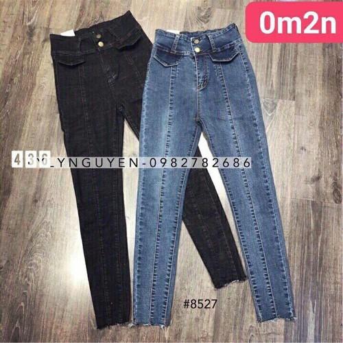 Quần jeans dài nữ giá rẻ đẹp cực kỳ - 6615664 , 13285582 , 15_13285582 , 155000 , Quan-jeans-dai-nu-gia-re-dep-cuc-ky-15_13285582 , sendo.vn , Quần jeans dài nữ giá rẻ đẹp cực kỳ