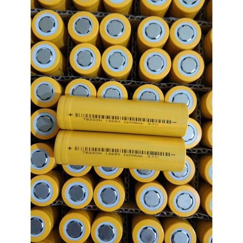 Cell pin lion 18650 Tesson vàng dung lượng 2200mAh, xả 35A - 6634230 , 13305043 , 15_13305043 , 41000 , Cell-pin-lion-18650-Tesson-vang-dung-luong-2200mAh-xa-35A-15_13305043 , sendo.vn , Cell pin lion 18650 Tesson vàng dung lượng 2200mAh, xả 35A