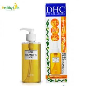 Dầu tẩy trang DHC Deep Cleansing Oil 70ml - Deep Cleansing Oil