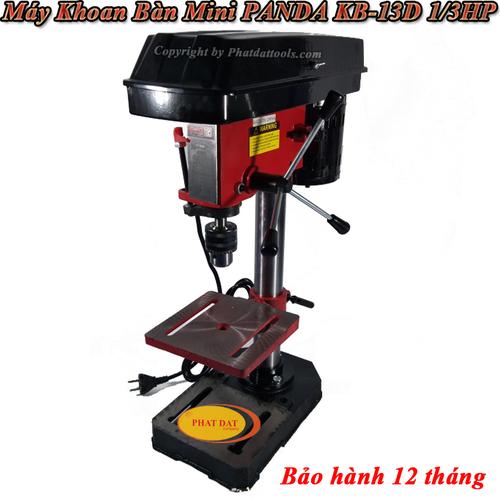 Máy Khoan Bàn Mini PANDA KB-13D-Hàng Đài Loan-BH 12 Tháng
