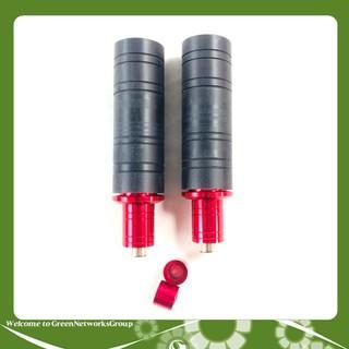 Bộ 2 Gù chống đổ sau Rizoma nhựa dành cho xe máy Exciter Winner GreenNetworks đỏ - gng-gu-chongdosau-nhua-mau-do thumbnail