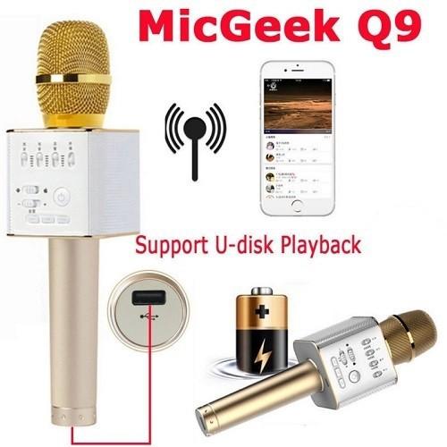 Micro Micgeek Q9 Hàng Hiệu