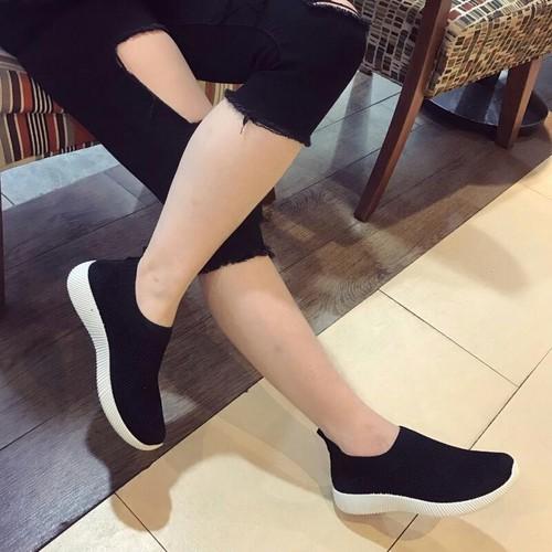 giày thun nữ