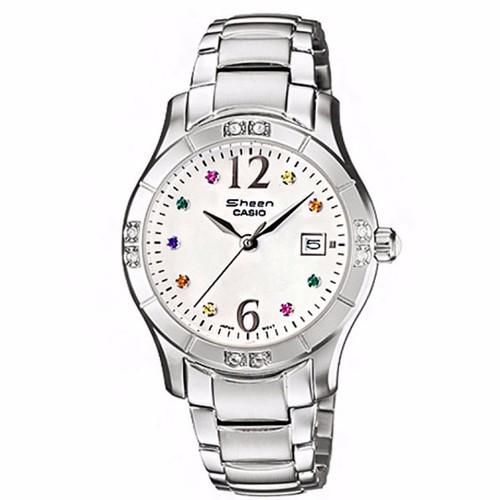 Đồng hồ CASIO nữ chính hãng - 6637950 , 13309198 , 15_13309198 , 2580000 , Dong-ho-CASIO-nu-chinh-hang-15_13309198 , sendo.vn , Đồng hồ CASIO nữ chính hãng