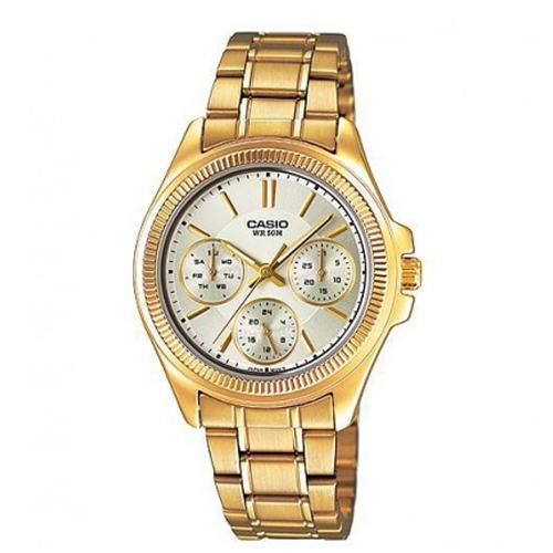 Đồng hồ CASIO nữ chính hãng - 6637540 , 13308817 , 15_13308817 , 2875000 , Dong-ho-CASIO-nu-chinh-hang-15_13308817 , sendo.vn , Đồng hồ CASIO nữ chính hãng