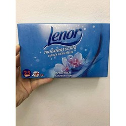 Giấy thơm tủ quần áo Lenor