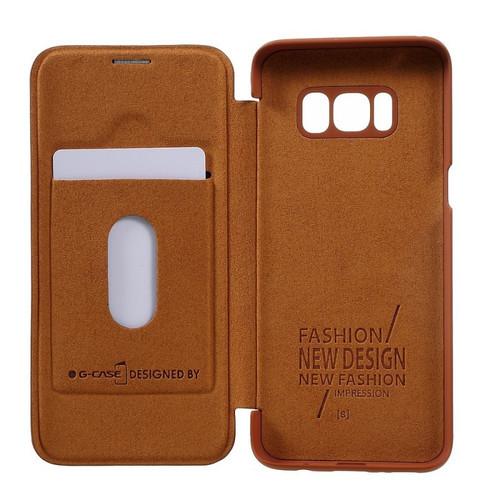 Bao da Galaxy S8-S8 Plus chính hãng G-Case