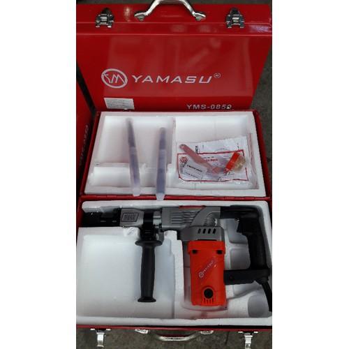 Máy đục 17mm Yamasu  công nghệ Japan
