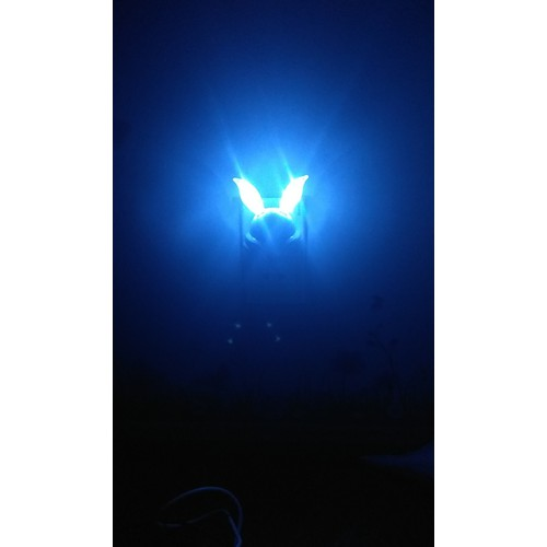 Đèn Ngủ Tai Thỏ Cảm Ứng Tự Động Bật Tắt