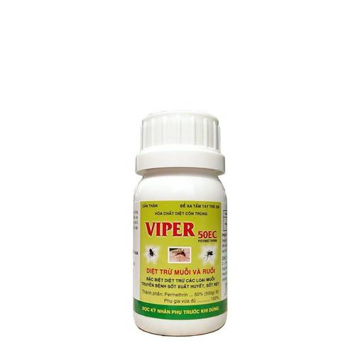 HOÁ CHẤT DIỆT CÔN TRÙNG VIPER 50EC