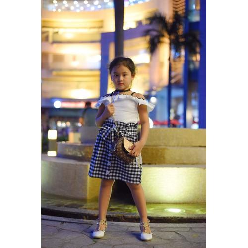 Váy quần cho bé từ 20kg-30kg