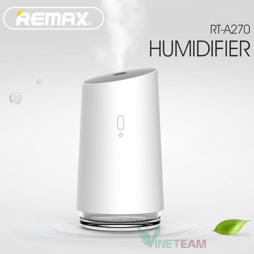 Máy phun sương tạo độ ẩm khuếch tán tinh dầu Remax RT-A207