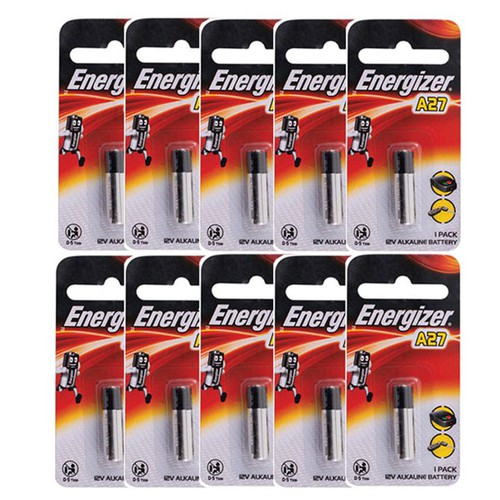 combo 10 pin energizer A27