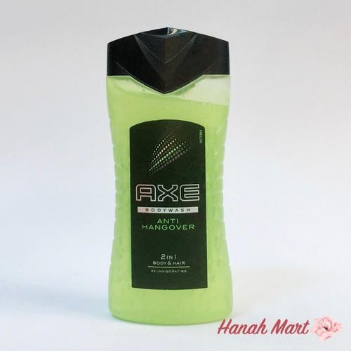 Sữa tắm gội AXE cho nam 2in1 250ml, Đức