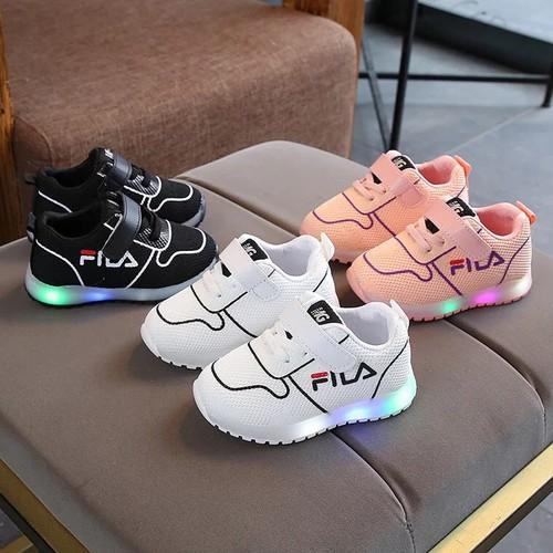 Giày trẻ em Fiila bé trai bé gái mã B7