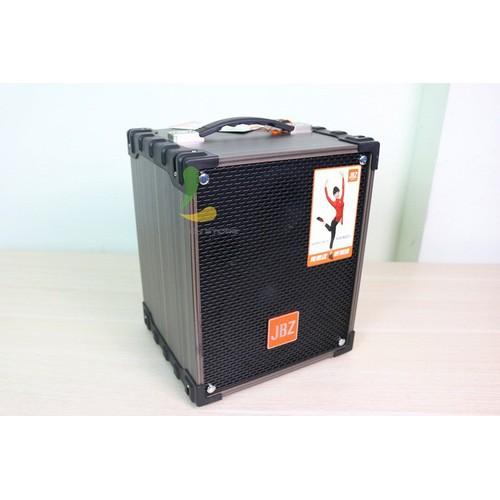 Loa Kéo Di Động JBZ NE-106, Loa Karaoke 2 Tấc, Công Suất Max 120Wx