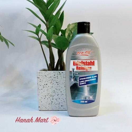 Kem tẩy rửa làm sáng thiết bị inox Eco- fix 250ml, Đức