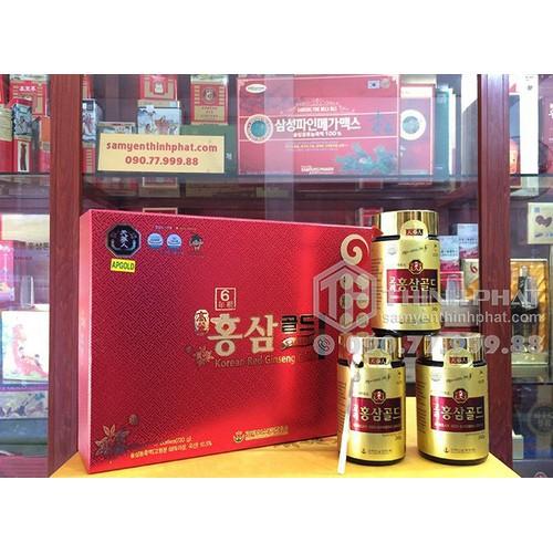Cao hồng sâm Hàn Quốc 6 năm tuổi hộp 3 lọ x 240g - 6665496 , 13341617 , 15_13341617 , 1660000 , Cao-hong-sam-Han-Quoc-6-nam-tuoi-hop-3-lo-x-240g-15_13341617 , sendo.vn , Cao hồng sâm Hàn Quốc 6 năm tuổi hộp 3 lọ x 240g