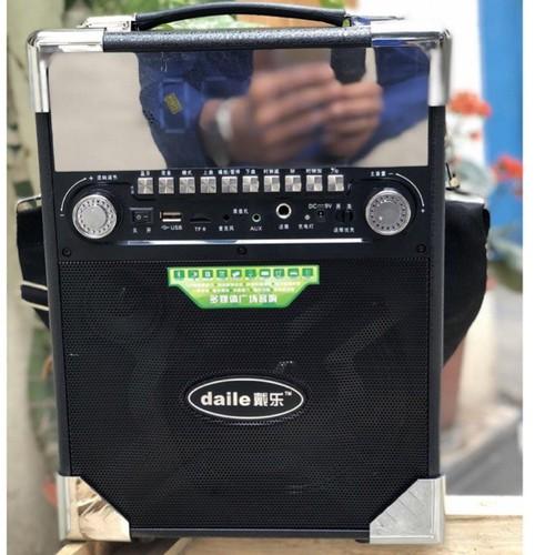 Loa Kéo Daile S17 2018 New Kèm 1 Mic Bluetooth
