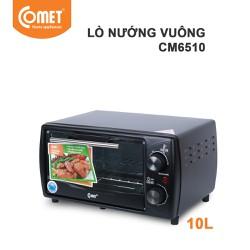 Lò nướng điện vuông COMET 10L CM6510 - 1000W - CM6510