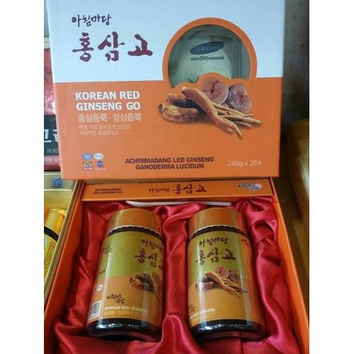Cao hồng sâm linh chi Hàn Quốc Achimmadang - 6664864 , 13340809 , 15_13340809 , 740000 , Cao-hong-sam-linh-chi-Han-Quoc-Achimmadang-15_13340809 , sendo.vn , Cao hồng sâm linh chi Hàn Quốc Achimmadang