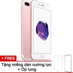 iPhone   Điện thoại iPhone 7Plus 128GB Mới Chính Hãng Mỹ Chưa Active Nguyên Seal - Hồng Rose