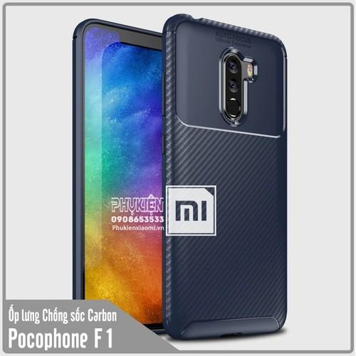 Ốp lưng Xiaomi Pocophone F1 chống sốc Carbon Auto Focus - xanh đen - 6670309 , 13346874 , 15_13346874 , 90000 , Op-lung-Xiaomi-Pocophone-F1-chong-soc-Carbon-Auto-Focus-xanh-den-15_13346874 , sendo.vn , Ốp lưng Xiaomi Pocophone F1 chống sốc Carbon Auto Focus - xanh đen