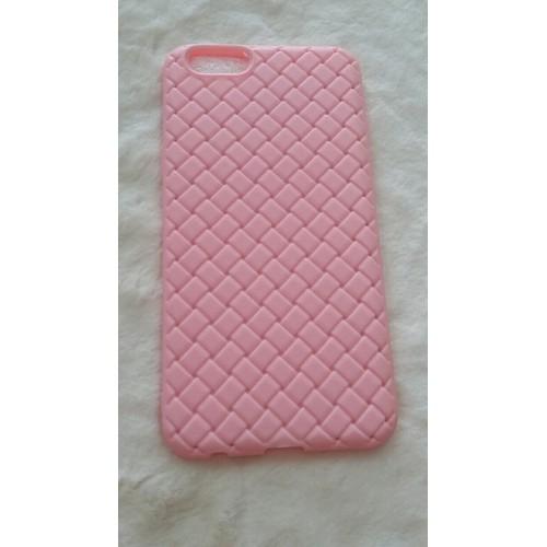 ốp dẻo F3 đan chéo màu hồng