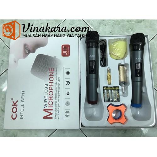 Micro Thông minh không dây Cok S300