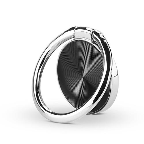 Rotation Ring Phone Móc Gắn Điện Thoại Thông Minh - Đen