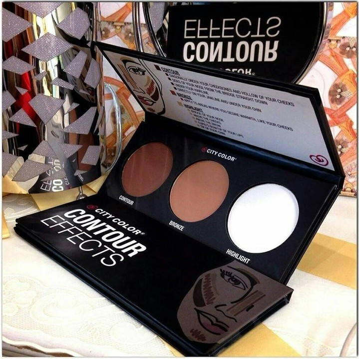 Buy Contour Products Philippines Calyxta Source · B NG T O KH I CITY COLOR CONTOUR EFFECTS PALETTE 1