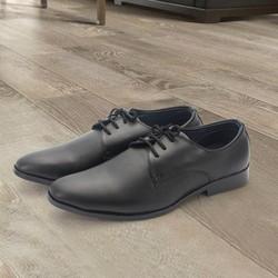 Giày tây nam da Muidoi G333 giày nam công sở