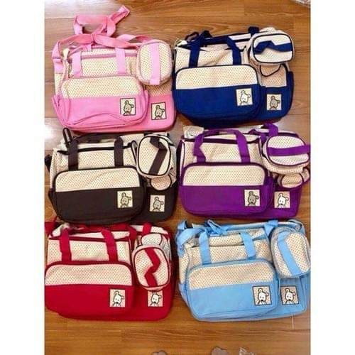 set 5 túi cho mẹ và bé - 10427814 , 13348607 , 15_13348607 , 220000 , set-5-tui-cho-me-va-be-15_13348607 , sendo.vn , set 5 túi cho mẹ và bé