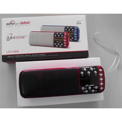Loa USB Thẻ Nhớ Aibo UN 89