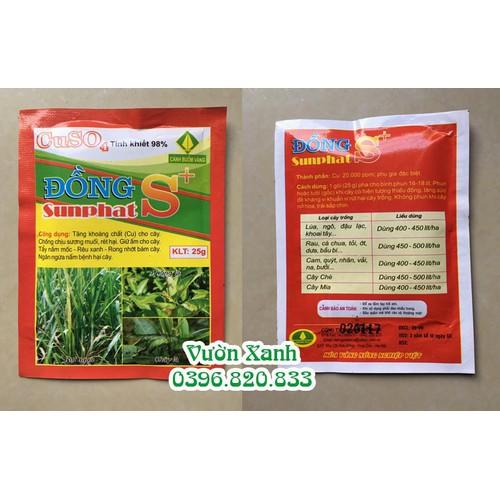CuSO4 Phân bón Đồng Sunphat S+ bổ sung chất khoáng cho cây - 6673407 , 13351469 , 15_13351469 , 30000 , CuSO4-Phan-bon-Dong-Sunphat-S-bo-sung-chat-khoang-cho-cay-15_13351469 , sendo.vn , CuSO4 Phân bón Đồng Sunphat S+ bổ sung chất khoáng cho cây