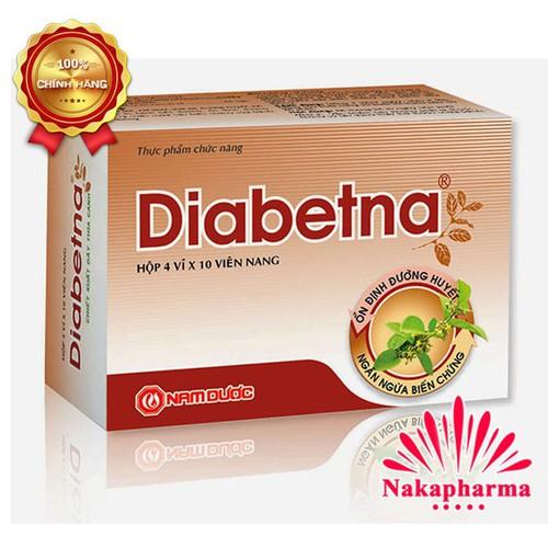 ✅ [CHÍNH HÃNG] Diabetna – Giúp hạ, ổn định và ngăn ngừa biến chứng tiểu đường, giảm Cholesterol, ngăn ngừa xơ vữa động mạch - 6667443 , 13343966 , 15_13343966 , 105000 , -CHINH-HANG-Diabetna-Giup-ha-on-dinh-va-ngan-ngua-bien-chung-tieu-duong-giam-Cholesterol-ngan-ngua-xo-vua-dong-mach-15_13343966 , sendo.vn , ✅ [CHÍNH HÃNG] Diabetna – Giúp hạ, ổn định và ngăn ngừa biến chứn