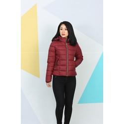 [được xem hàng][ sendo trợ ship 20k] Áo khoác phao nữ thu đông cao cấp LC Made in Vietnam