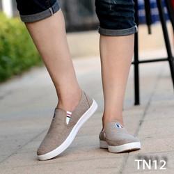 Giày Sneaker Nam Kiểu Dáng Thể Thao Năng Động - TN12