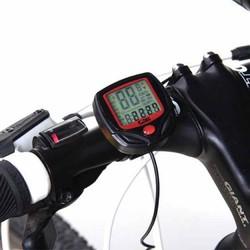 Đồng hồ tốc độ xe đạp bản tiếng Trung