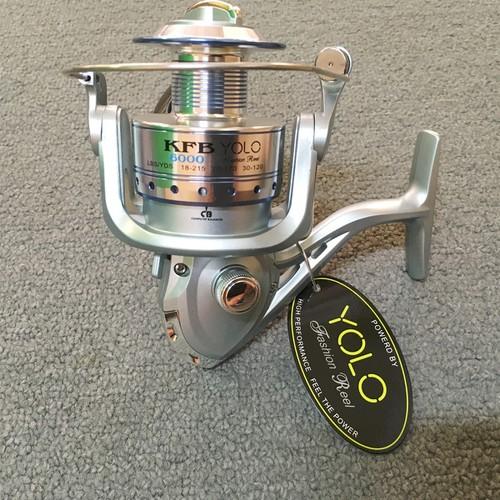 Máy câu cá Yolo KFB tùy chọn từ 3000 tới 6000
